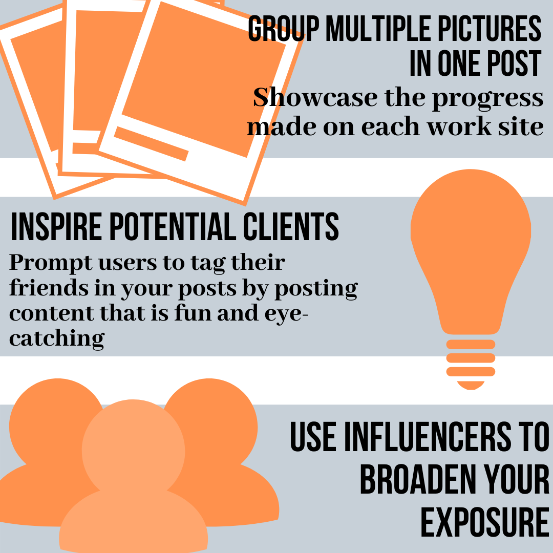 Group Pictures, Inspire, Exposure